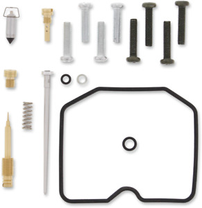 Moose Carb Rebuild Kit Carburetor Repair For 1987-2005 Kawasaki KLR250 KLR 250