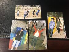 Korean Kpop INFINITE PHOTOCARD SET FANMADE