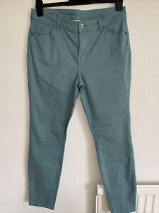 Quality Stretch Boyfriend jeans By TU. size 12 petite. Ex condition