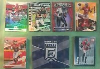 Pick your cards - Lot - 2019  Donruss Elite Football rookies, inserts & stars