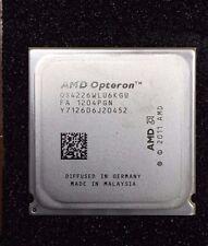 AMD Opteron 6 Core 4226 2.70GHz 8MB 6.40 GT/s Processore OS4226WLU6KGU
