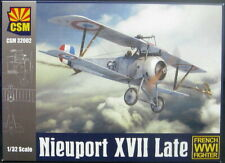 Copper State Models 1/32 Nieuport Xvii French Wwi Fighter Late Version