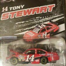 TONY STEWART 2009 OFFICE DEPOT #14 1/64 ACTION HOOD OPEN DIECAST CAR