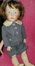 """Antique Reproduction 13"""" by Lois Moore Compo~ w/kramer signed Body 1979"""
