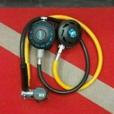 Scubapro Regulator Set w Mk10 1st, G250 Graphite 2nd, G200 Octo for Scuba Diving