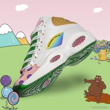New with Box CANDY LAND QUESTION MID SHOES TODDLER H05605 Hasbro Allen Iverson