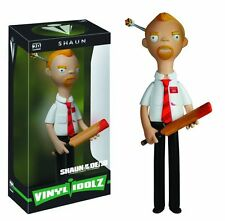 VINYL IDOLZ SHAUN OF THE DEAD SHAUN VINYL FIGURE by FUNKO NEW IN BOX #sjan16-186