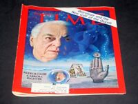TIME MAGAZINE MARCH 21 1969 ASTROLOGY & THE NEW CULT OF THE OCCULT /  RIGHTER