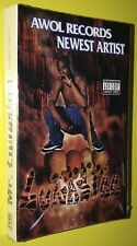 Lunasicc - Mr. Lunasicc PROMO SEALED Cassette EP AWOL Records 1997 Westcoast