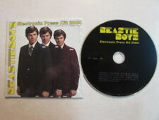 Beastie Boys Electronic Press Kit 2004 Promo Only Issue Pal Dvd Extremely Rare