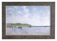 Seaside Umbrellas Thomas Kinkade Robert Girrard 18x27 Impressions