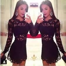 Handmade Lace Dresses for Women