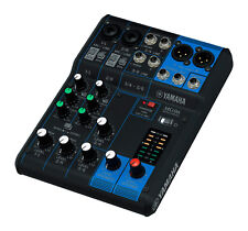 Yamaha MG06 Live Podcast Studio Mixing Console FREE SHIPPING