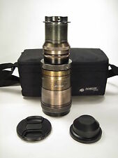 Lomo Zoom Lenar f/3.8 40-162 mm lens adapted to PL mount, S/N 650080 CLA! EXC-!