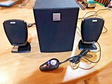 EDIFIER M1300 Multimedia 2.1 Speakers and Subwoofer PC, phone, iPod, tablet etc