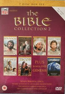 THE BIBLE Collection 2 BOXED SET
