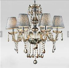 TRUE ELEGANCE CRYSTAL CHANDELIER VINTAGE LUXURY FRENCH CONTEMPORARY LIGHTING