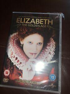 Elizabeth: The Golden Age (DVD, 2007) Brand new Sealed