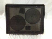 sunn concert monitor speakers 50W continuous power.
