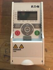 Single to 3 phase inverter drive 0.55KW 0.75HP EATON MOELLER MMX12AA2D8FO