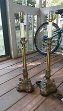 Pair Of Vintage Frederick Cooper Lamps