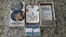 Vintage Water Works - Leaky Pipe Card Game #01 - 1972 Parker Brothers - Amazing
