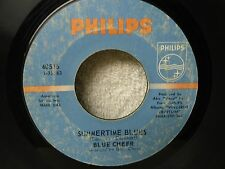Blue Cheer 45 Summertime Blues / Out Of Focus Nice 1968 Psych Rock Orig!