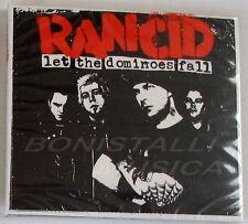 RANCID - LET THE DOMINOES FALL - CD Sealed