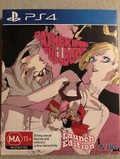 Catherine Full Body Launch Edition - PS4 game  Steelcase Limited Edition