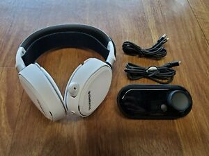 SteelSeries Arctis Pro+GameDAC Wired Gaming Headset Audio DAC&Amp PS4 PC(READ!)