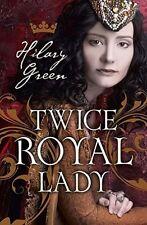 Twice Royal Lady-ExLibrary