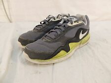 Nike Air Max Odyssey Grey Volt 2012 Men's Vintage Shoes 488277-010 Size 7.5