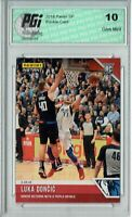 Luka Doncic 2018 Panini Instant #112 Only 312 Made Rookie Card PGI 10