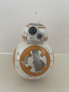 Sphero BB-8 Star Wars App-Enabled Droid ONLY As-is Parts Or Repair