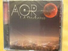 A O R.                L.   A.  DARKNESS.              ESCAPE.  MUSIC. LABEL.