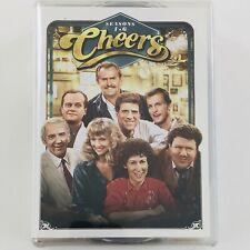 Cheers - Seasons 1-6 DVD Set (Season 1 2 3 4 5 6) - 80s TV Series
