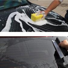 Flexible Soft Silicone Car Water Wiper Scraper Blade Squeegee Vehicle Soap Clean