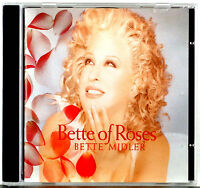 Bette Midler - Bette of Roses 1995 Atlantic CD Album Ex/M