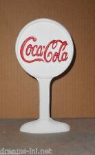 "COCA COLA  DOORSTOP ADVERTISING SIGN CAST IRON 9 3/8"" Have A Coke"