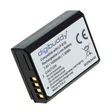 Digibuddy Accu Batterij Canon EOS 1200D - 1020mAh Akku Battery Bateria Batterie