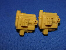 2 1982/3 Flash Backpack Part Wrong Color Vintage Weapon/Accessory GI Joe
