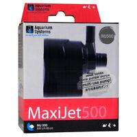 AQUARIUM SYSTEMS MAXIJET MAXI JET MJ 500 MJ500 PUMP POWERHEAD REEF FISH