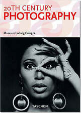 20th Century Photography (Taschen 25) by Reinhold Mißelbeck Paperback Book
