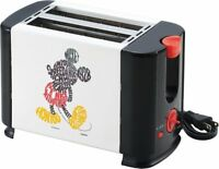 Mickey mouse Disney face electric kitchen pop up toaster breakfast kawaii New
