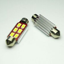 C10W 42mm 5630 SMD LED CAN BUS OBC ERROR FREE INTERIOR bulbs E