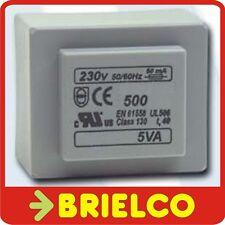 TRANSFORMADOR DE ALIMENTACION CIRCUITO IMPRESO CI 5VA 220V AC A 12+12V AC BD8214