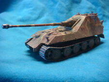 Panzer Zerstorer auf PzKpfw VI 1/72 resin model tank