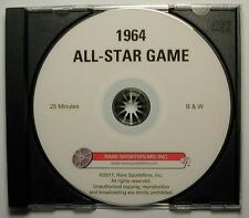 1964 All-Star Game at Shea Stadium, Partial TV broadcast now on DVD!