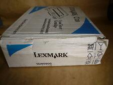 Lexmark 15W0900 Cyan Toner Cartridge Genuine