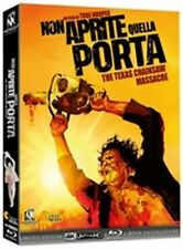 Non aprite quella porta (1974) - Limited Edition (4K Ultra HD + 2 Blu-Ray Disc)